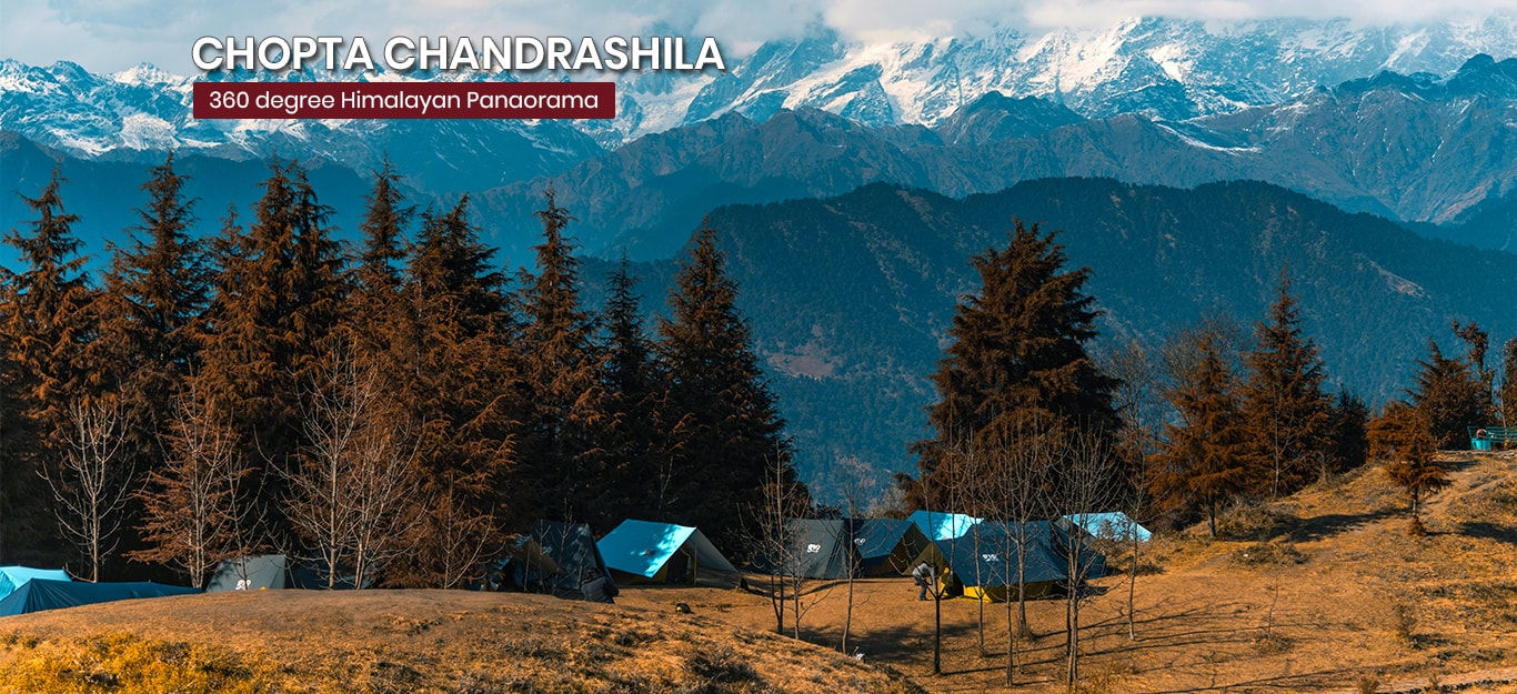 CHOPTA CAMPING PACKAGE TOUR PACKAGE